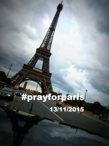 1-#prayforparis