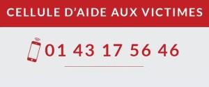 numero d'urgence d'aide aux victimes d'attentats